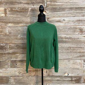 ✨💚Green Karen Scott Sweater 💚✨
